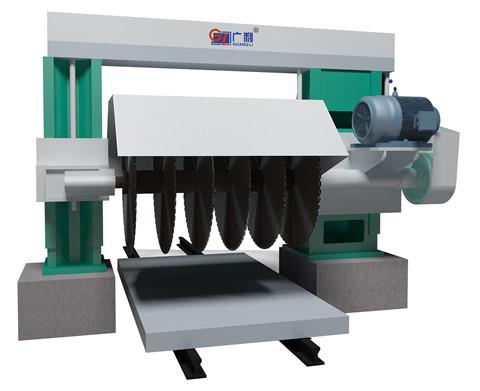 JMS120条石分切机